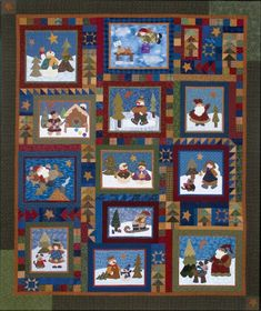 Great design for panel quilt designs