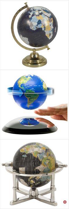 Shop Target for world globe you will love at great low prices. Free shipping on orders of $35+ or free same-day pick-up in store. Shops, World Globes, Take My Money, Target, Cartography, Cool Items, Science And Nature, Cool Gadgets, Things To Buy