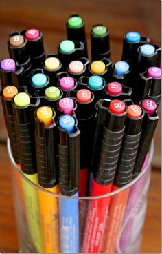marker review-- cool blog to browse for drawing/doodling/art