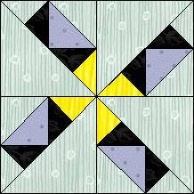 Block of Day for March 16, 2015 - Turning Stars