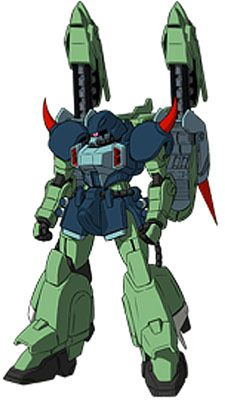ZGMF-1000 Kerberos ZAKU Warrior - The Gundam Wiki - Wikia