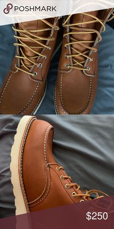 c39b85344f Red wing size 8.5D 875 Brand new 875 red wings size 8.5 Red Wing Shoes