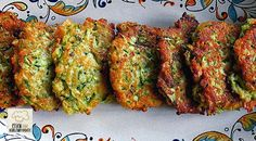 Low-Carb Zucchini-Puffer - Rezepte ohne Kohlenhydrate