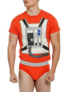Luke Skywalker Underoos