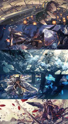 Kantai Collection, Art Station, Fantasy Art, Anime Military, Art, Anime Wallpaper, Anime Artwork, Anime Drawings, Fan Art