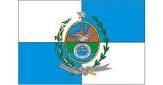 Bandeira de Rio de Janeiro Vetorizada em CDR | Vetores Brasil