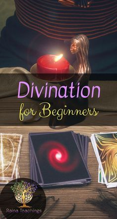An article to assist the beginning seer on the best ways to learn divination techniques by a professional channel
