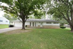 Spacious 3 BR, 2 BA Ranch On .6 Acre Lot!