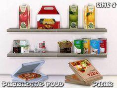 Nourriture sims4