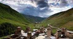 Middleage Georgia mountain village by Anton Zagorulko - Photo 193096439 / 500px