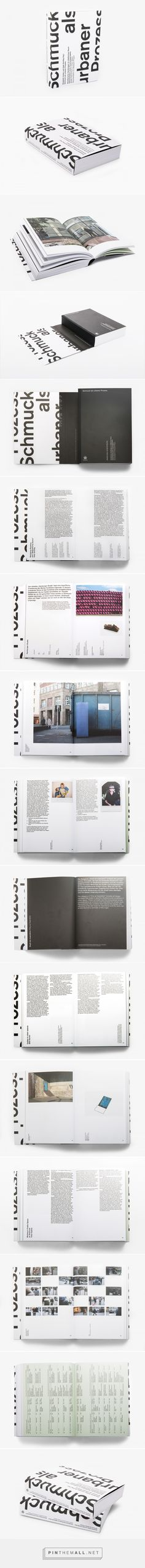 Publication Schmuck als urbaner Prozess on Behance... - a grouped images picture - Pin Them All