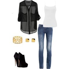 dressy casual fall