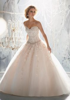 Beautiful dress from gowns of elegance