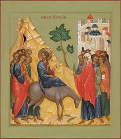 Вход Господень в Иерусалим (образ 1) Painting, Art, Art Background, Painting Art, Kunst, Paintings, Performing Arts, Painted Canvas, Drawings