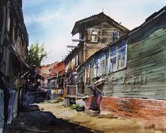 Старый город   Курсеев Вячеслав   Страница 4