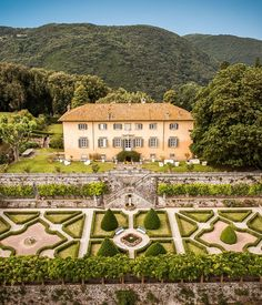 Once owned by Napoleon's sister—Princess of Lucca—this 17th-century Tuscan compound encompasses 274 majestic acres overlooking the Tyrrhenian Sea | archdigest.com
