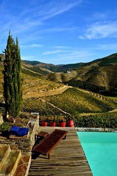 Quinta Nova; Douro Valley, Portugal.