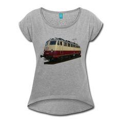 T-Shirt mit Eisenbahn-Design!