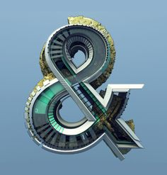 Ampersands - Stuart D Wade • Visual Communicator
