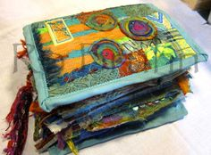Ro Bruhn - large journals