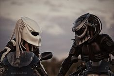 Predator Motorcycle Helmets - For Predator fans check it out at :http://www.realcoolgadgets.com/predator-motorcycle-helmets/ #helmet #motorcycle #predator