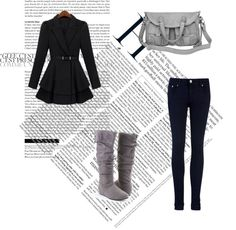 """""""Sem título #127"""" by gaabx ❤ liked on Polyvore"""