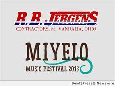 RB Jergens Miyelo Sponsorship Paves the Way for Music Festival Festivals 2015, Fundraising Events, Entertainment, News, Music, Musik, Music Activities, Musica, Muziek