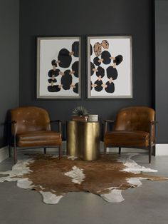 Spaces We Love: Masculine Glam | CASA & Company