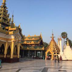 Yangon Yangon, Taj Mahal, Mansions, House Styles, Building, Decor, Decoration, Villas, Buildings