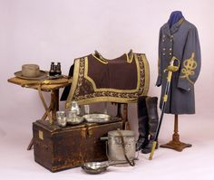 General Robert E. Lee personal gear