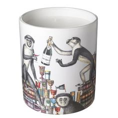 Candle by Piero Fornasetti.  @CTSart #design