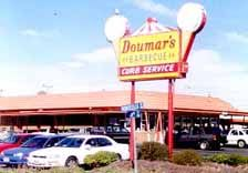 Doumar's Cones & Barbeque in Norfolk, Virginia ..... Limeades are good too!  LOVE IT!