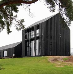 Black Modern Barn On Pinterest Barn Houses Summer Houses And Php