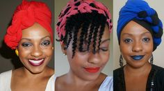 9 PRETAS QUE VOCÊ DEVE SEGUIR NO INSTAGRAM SE VOCÊ AMA TURBANTES ~ Central das Divas Afro woman and headwrap!