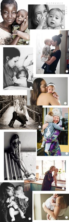 Motherly Love, In Photos