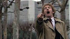 Donald Sutherland in 'Invasion of the Body Snatchers' (1978) Dir: Philip Kaufman