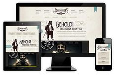 Forefathers Group - responsive web design
