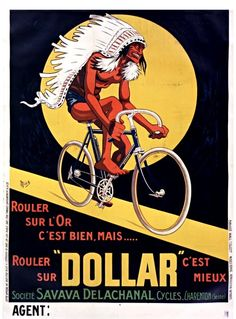 Cycles Dollar ~ Mich (Michel Liebeaux) | #Bicycles #Dollar #Mich #Cycles
