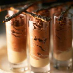 Mousse au chocolatRéaliser la recette de la mousse au chocolat aérienne