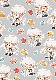 Cute Things From Japan, Zen Mystic Messenger, Saeran, Fandom, Mini Comic, Cartoon Tv, Manga, Fantasy Art, Chibi