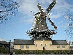 Zaagmolen Haagweg Leiden