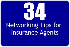Networking Tips for Insurance Agents: 34 Smart Ideas - Insurance For Home - Read this before you choose your home insurance. - Networking Tips for Insurance Agents: 34 Smart Ideas Insurance Marketing, Insurance Broker, Insurance Agency, Pet Insurance, Insurance Business, Insurance House, Insurance Companies, Umbrella Insurance, Best Health Insurance