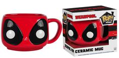 POP Home Marvel Comics Deadpool Mug