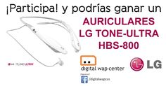 Sorteamos Auriculares Bluetooth LG TONE ULTRA™ @lgespana Headphones, Electronics, Signs, Digital, Pageants, Prize Draw, Ear Phones, Headset, Shop Signs