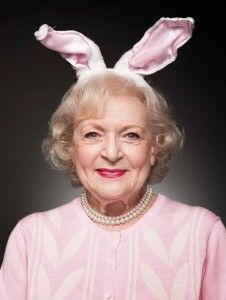 Forever funny...Betty White