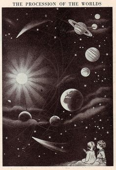 Illustration from 'The Children's Encyclopedia' published by Arthur Mee