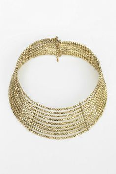 Beaded Choker Necklace #urbanoutfitters