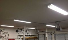 4 ft Retrofit Double Strip Light with 2 20W LED T8 Lamp Universal ...