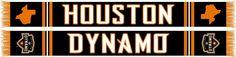 HOUSTON DYNAMO SCARF - BIG HAT