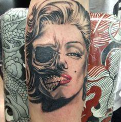 Veja 50 fotos de pessoas tatuadas